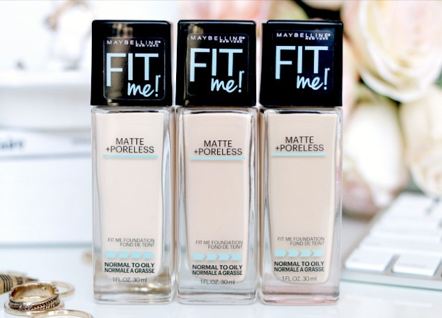 Maybelline Fit Me Matte Poreless Fondöten — Ürün İncelemesi