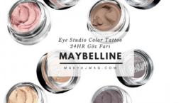 Eye Studio Color Tattoo 24HR Göz Farı — Tüm Renkleri