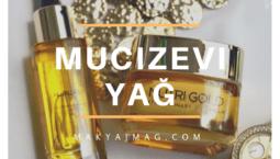 L'oreal Nutri Gold Extraordinary Yüz Bakım Yağı — L'oreal Mucizevi Yağ