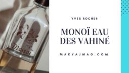 Yves Rocher MONOï Eau des Vahinés — Parfüm
