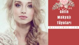 Gelin Makyajını Kendi Yapacakların Bilmesi Gereken 19 Şey — Gelin Makyajı Modelleri