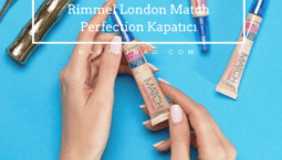 Rimmel London Match Perfection Kapatıcı — Concealer