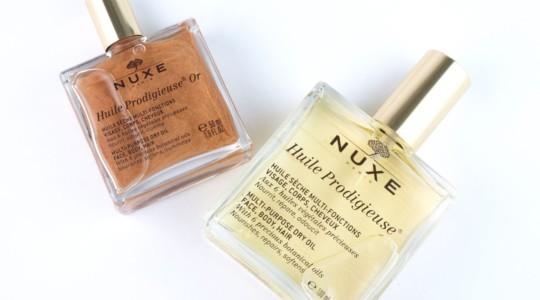 Nuxe Huile Prodigieuse Kuru Yağ — Huile Prodigieuse Altın Parıltılı Kuru Yağ (Gold)
