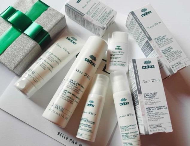 NUXE White Serisi — NUXE Brightening Program