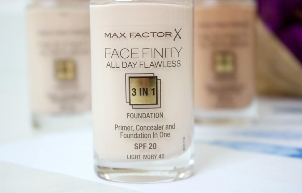Max Factor Facefinity 3ü 1 Arada fondöten incelemesi