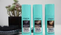 L'oréal Paris Magic Retouch — Beyazlar İçin Anında Kapatıcı Sprey