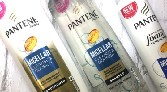 Pantene Micellar Arındırıcı ve Besleyici Şampuan