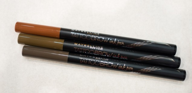 Maybelline Tattoo Brow Ink Pen