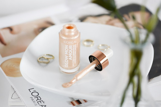 Loreal Paris Likit Aydınlatıcı Glow Mon Amour Droplet Highlight — Champagne & Bellini