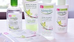 Simple Cilt Bakım Ürünleri