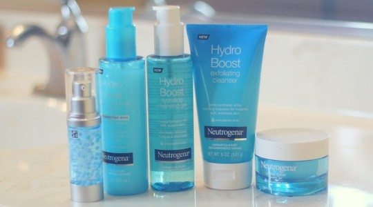 Neutrogena Hydro Boost Serisi — Bölüm 2