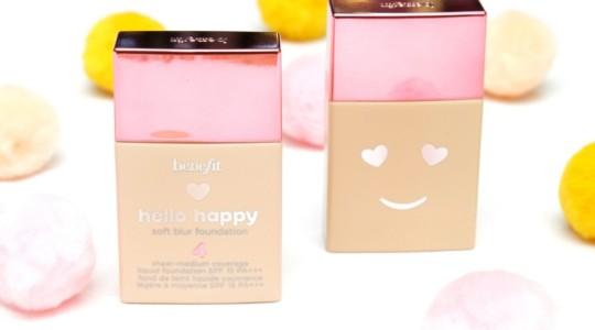 Benefit Hello Happy Soft Blur Fondöten