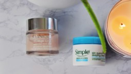 Simple Water Boost Nemlendirici Gece Kremi — Clinique Moisture Surge Muadil