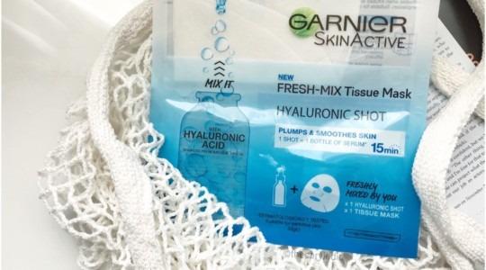 Garnier Taze Karışım Kağıt Maskeleri