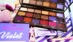 I Heart Revolution Violet Chocolate Far Paleti