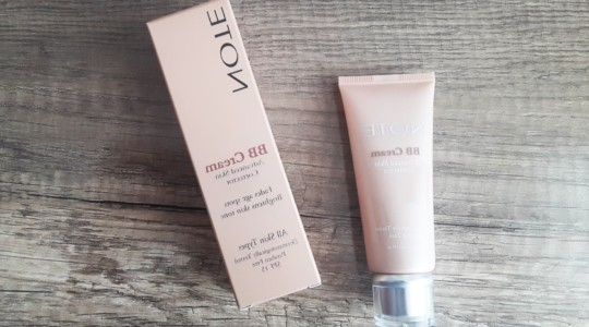 Note BB Krem — Advanced Skin Corrector