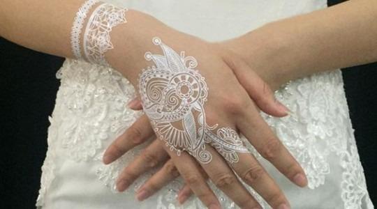 +40 Düğünlere Özel Hint Kınası Modeli — Hint Kınası Modelleri
