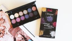 Sleek i-Divine Palet — Vintage Romance