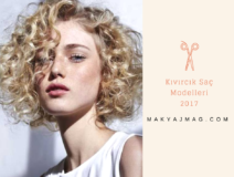 Kıvırcık Saç Modelleri — 2017