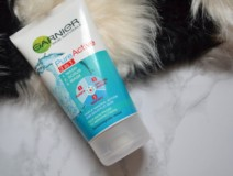 Garnier Saf & Temiz 3ü1 Arada — Temizleme Peeling Maske