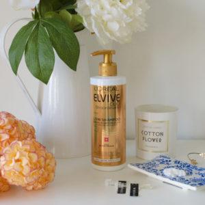 Loreal Elseve 3'ü 1 Arada Krem Şampuan — Köpüksüz Şampuan