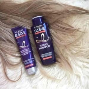 L'oreal Paris Elseve Turunculaşma Karşıtı Mor Şampuan